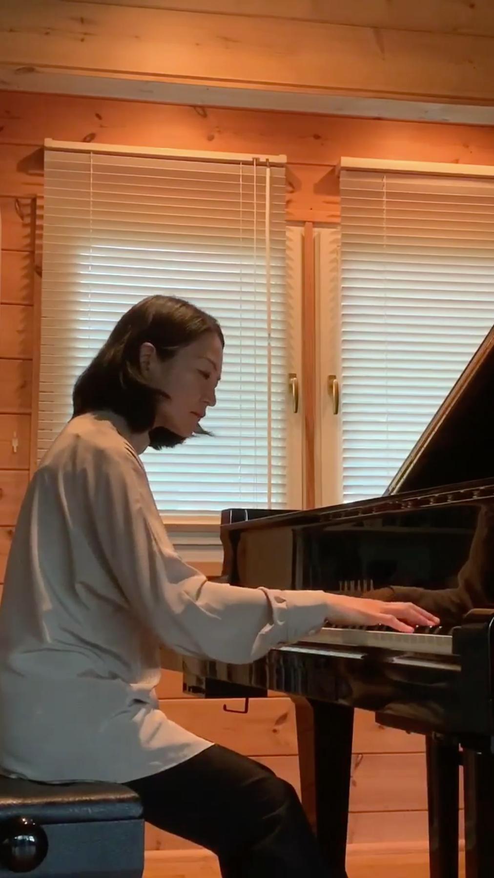 Kyoko Fukushi performs Kokuugen (虚空眼)